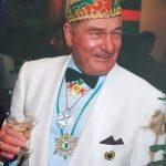 Horst Rülicke (Gesellschaft 1938) in unserer Ehrenhalle