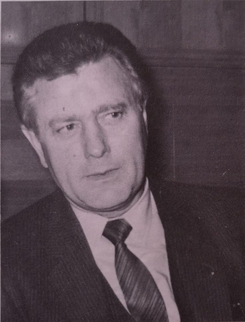 Bruno Zohren - Ehrensenator der Gesellschaft 1938 Krefeld-Oppum e.V.